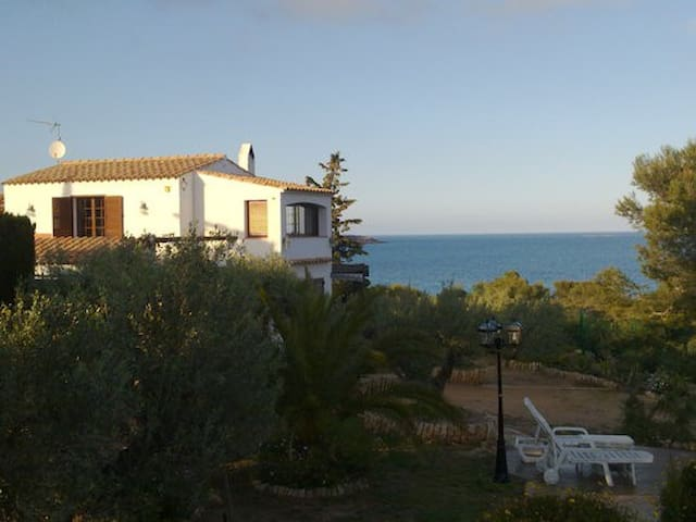 Wonderful Villa at 70 m over the sea HUTTE-002435 - L'Ametlla de Mar - Villa