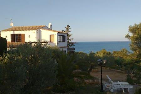Wonderful Villa at 70 metros over the sea - L'Ametlla de Mar