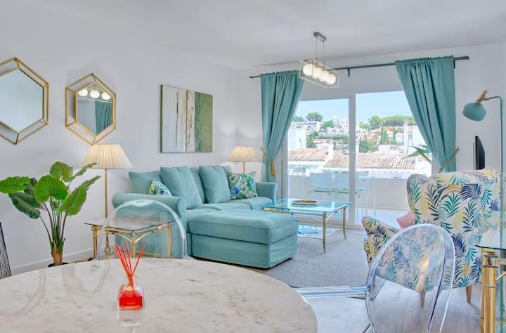 Luxury Marbella Apartment Nr Beach & Puerto Banus