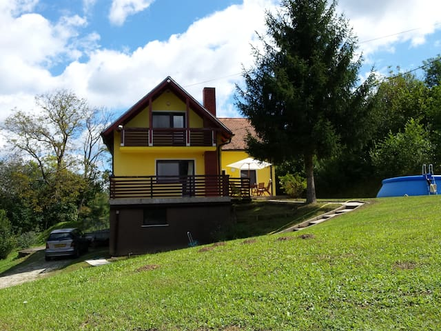 Pince, Nr  Lendava  Slovenia Holiday Home - Pince - House