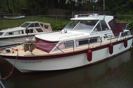 Lady Greybrooke - Kent - Boat