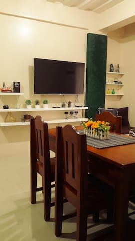 2BR Condominium with AC & WiFi Cainta, Rizal