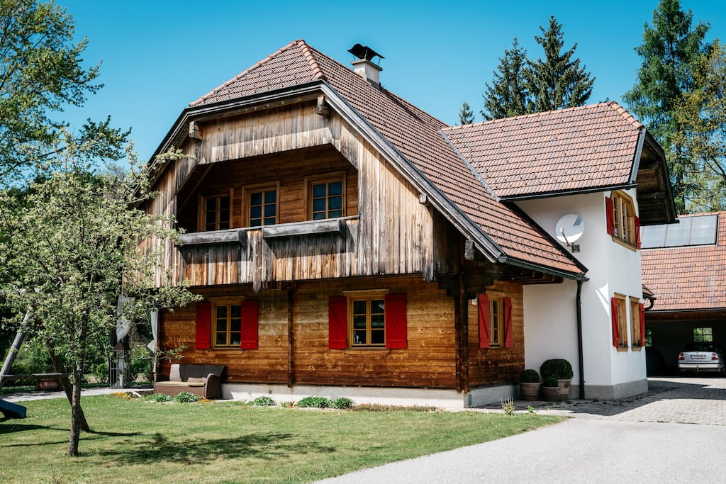 Ferienhaus Feistritz