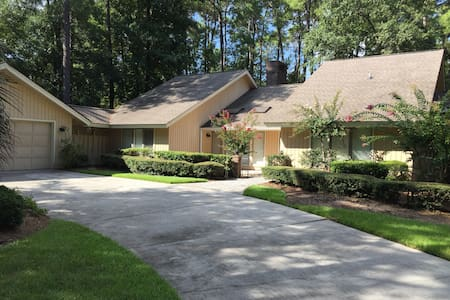 Hilton Head Golf Course Vacation Home (Moss Creek) - Hilton Head Island - Casa