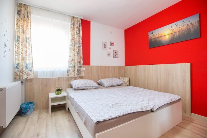 Sobe-Rooms Vukas Novi Zagreb