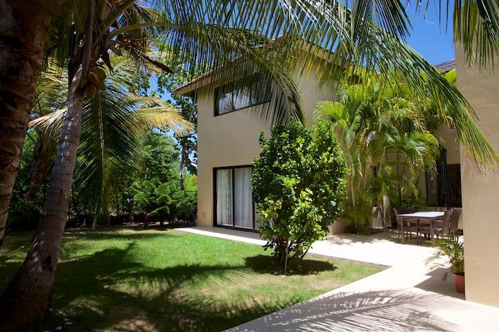 """Very pretty villa """"Agua de coco"""" in Punta Cana"""