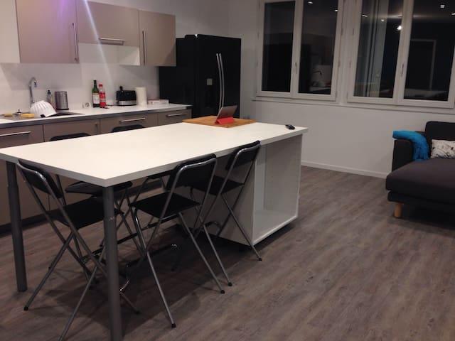 Appartement tout confort - Boissy-Saint-Léger