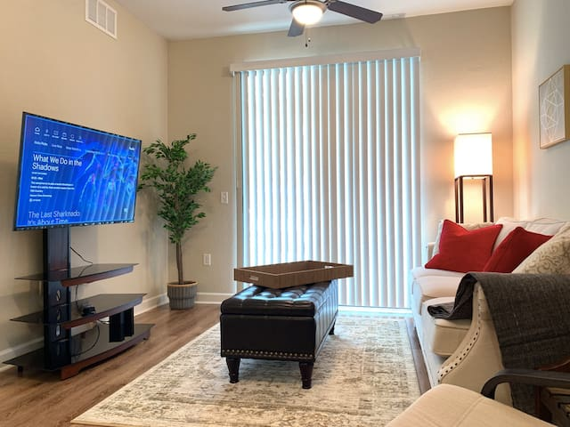 Fully Furnished 2br/2ba Apartment - Central Tampa
