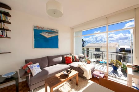 Bright Bronte apartment - 5 mins to two beaches! - Bronte - Wohnung