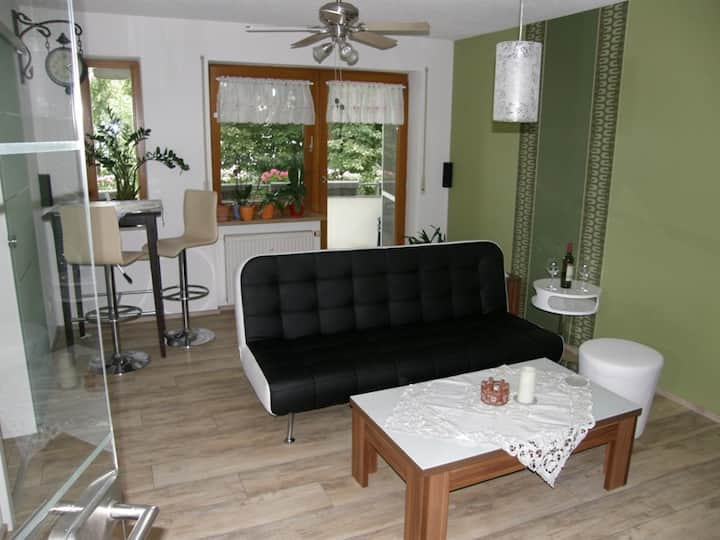 Ferienwohnung Heiko Krenmayer, (Reichenau-Lindenbühl), Ferienwohnung 60qm, 1 Schlafzimmer, max. 2 Personen