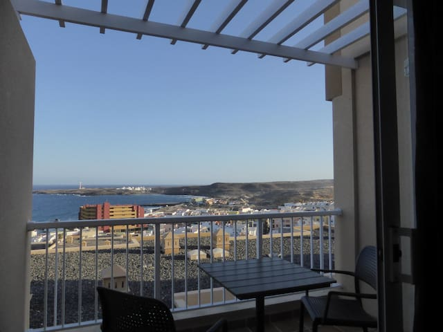 Nice apartment with sea views. - Santa Cruz de Tenerife