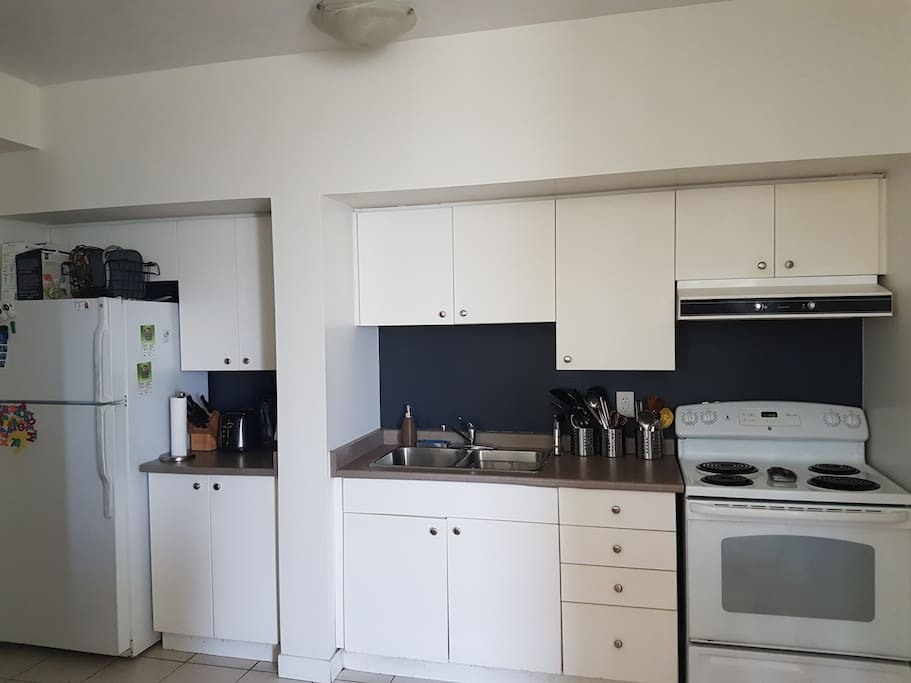 Kitchen for meals