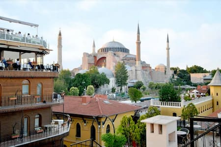 Side Hotel&Pension/WELL LOCATED - Istanbul