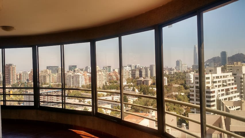 Exclusive apartmentin the heart of Las Condes - Las Condes - Huoneisto
