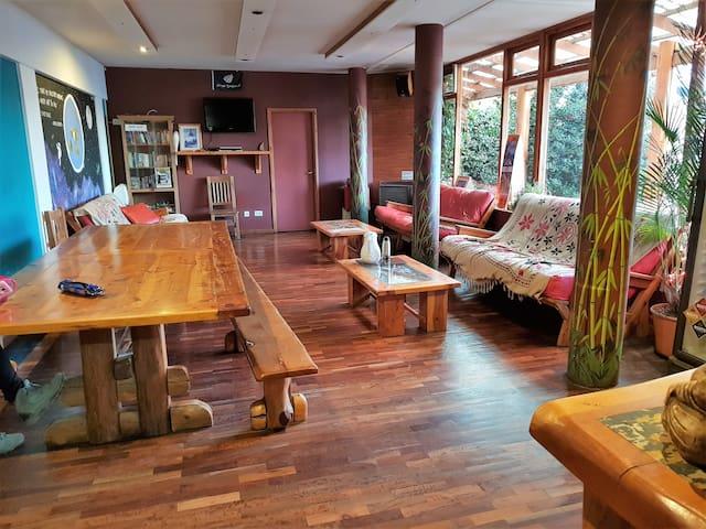 Bariloche Patagonia Jazz Hostel Sextuple 1