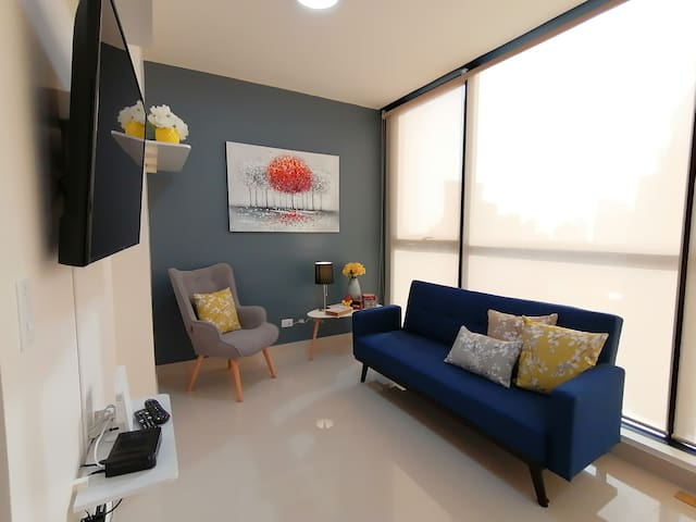 Downtown apartment in Panama