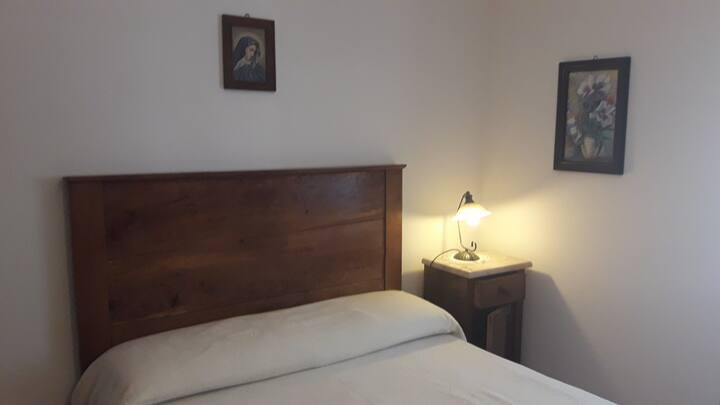 DOUBLE ROOM in Gresta Valley near GARDA LAKE