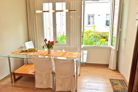 Appartement calme et lumineux, au coeur de Paris - Paris-7E-Arrondissement