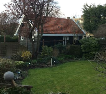 Charming cottage 5 min to center - Leiden - Cabin