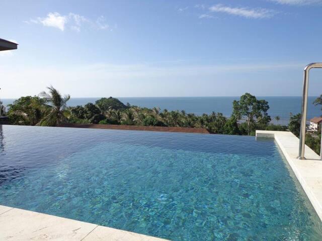 Lamai villa  vue mer avec piscine - Ko Samui - Villa