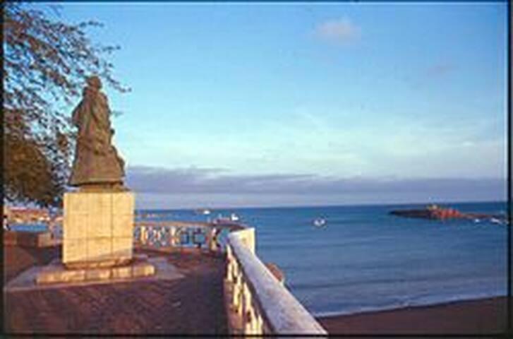Plateau - Praia