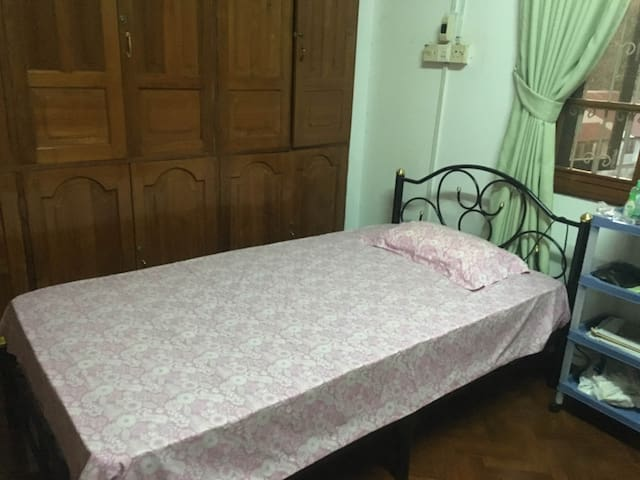 Charming room in a safe district - Yangon - Dom