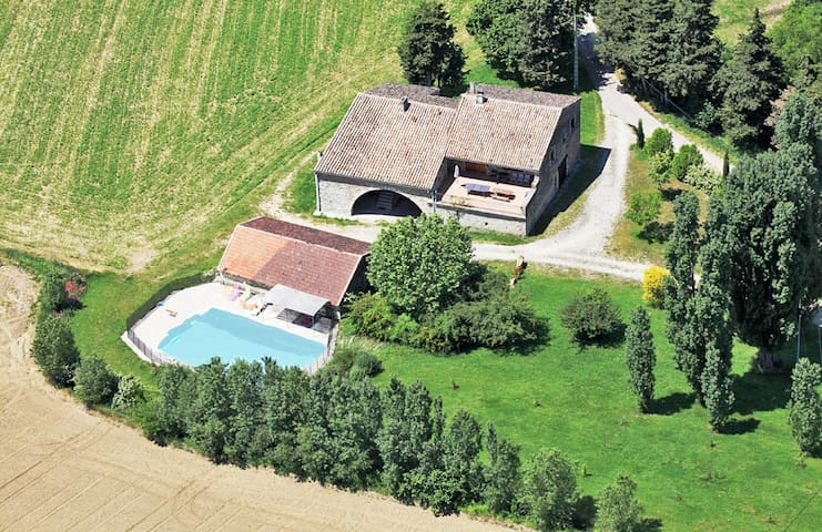 Holiday home in Pont de Barret - Puy Saint Martin - Haus
