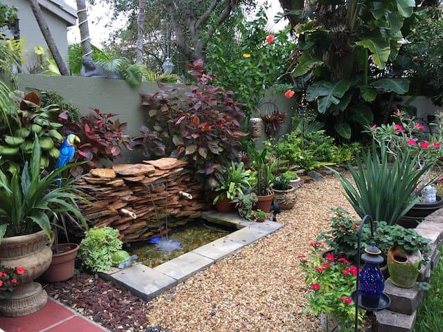 Kaffir Falls 2-Private Home