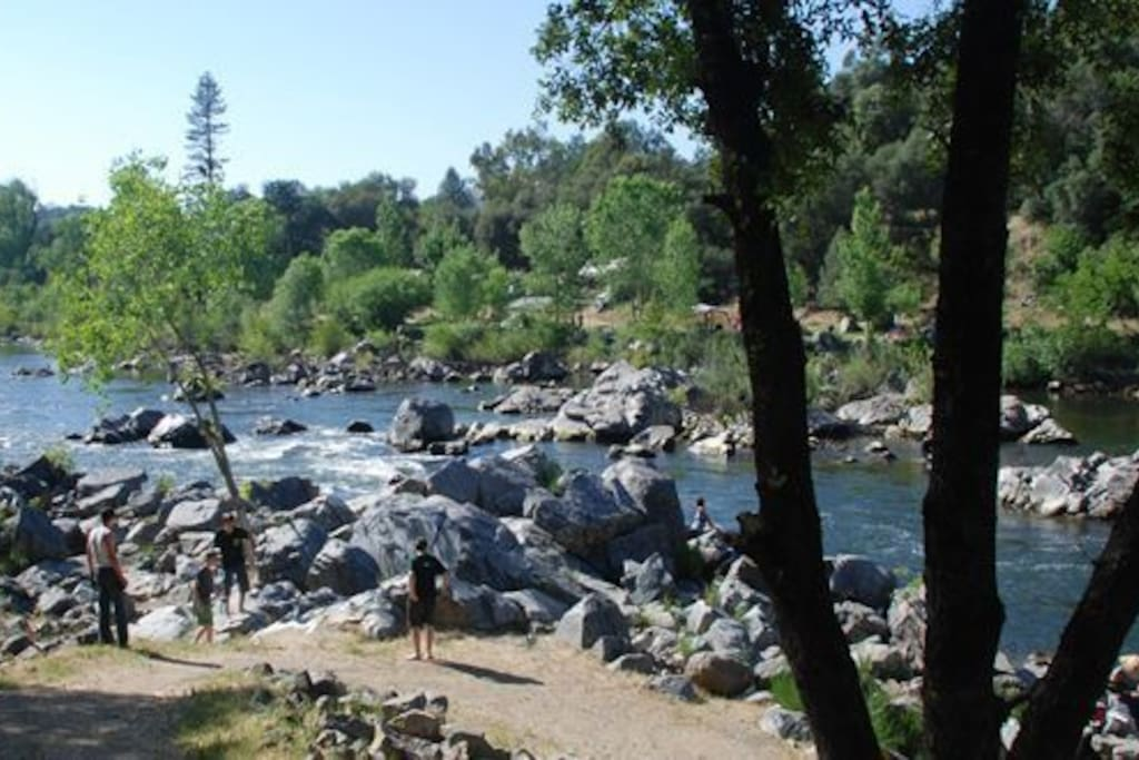 South Fork American River Access