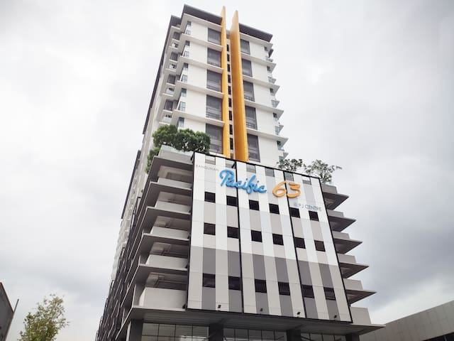 Brand new unit in Petaling Jaya, Jaya One
