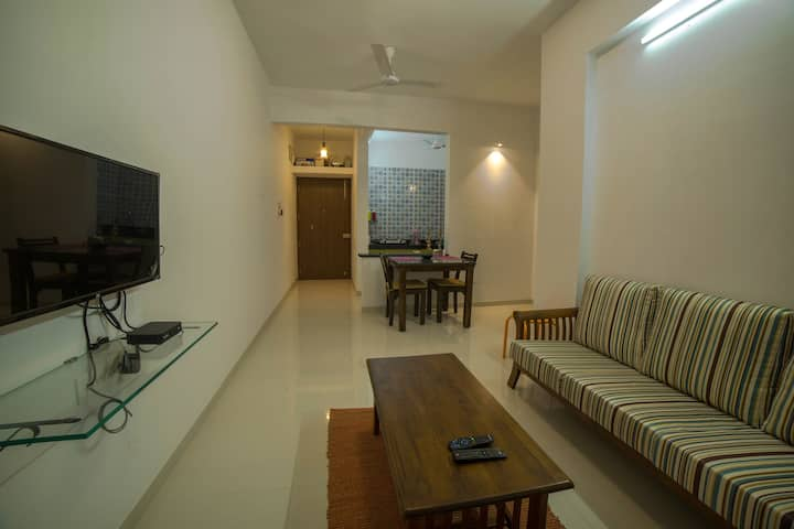 Cozy 1 BHK Apartment in Varsoli Alibag Unit 7