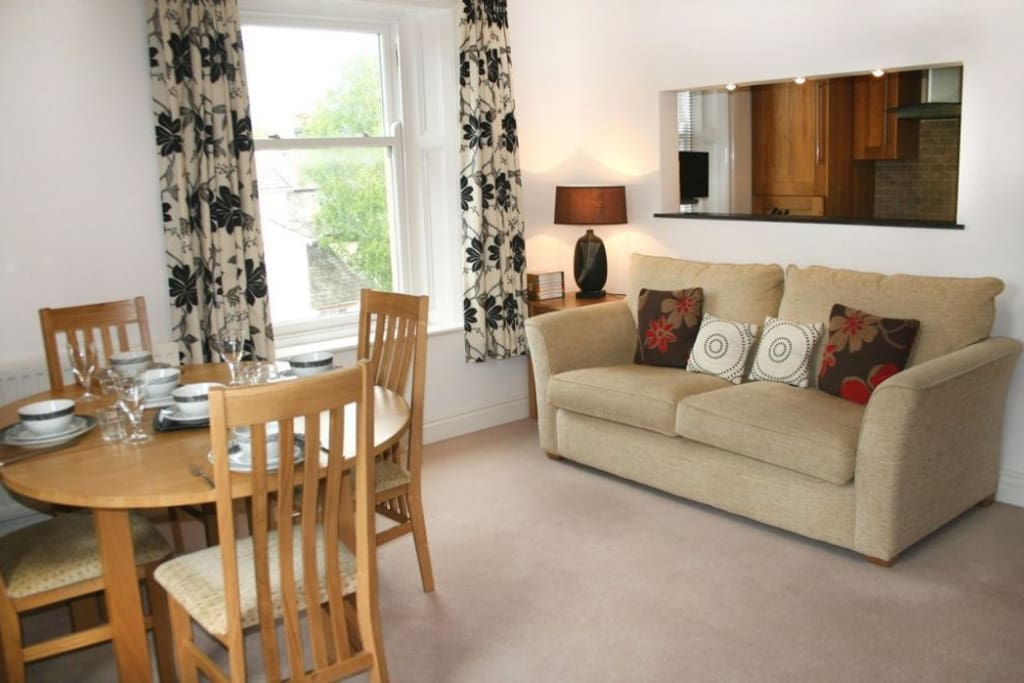 Helvellyn dining/lounge, Lakes Cottage Holidays