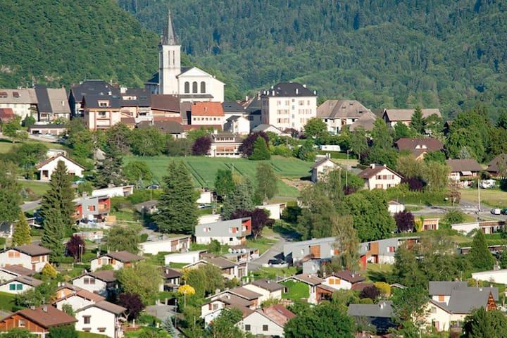Appartement Haute-Savoie 4 pers.