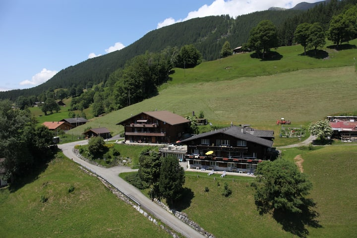 Traumhafter Bergblick, Natur & Ruhe pur.