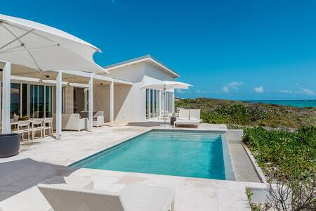 Three Bedroom Oceanfront Reef Villa