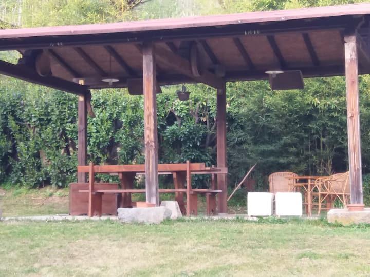 LA CASA IN CURCHI  vacanze immerse nella natura