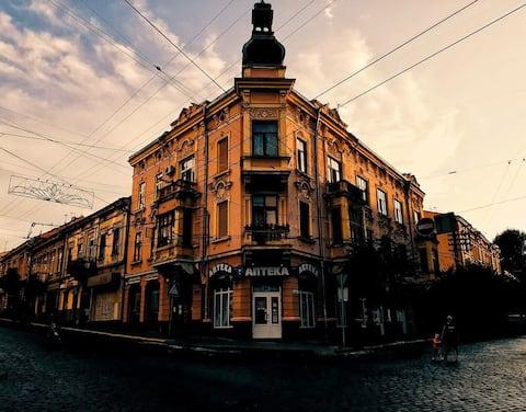Апартаменты в исторической части города
