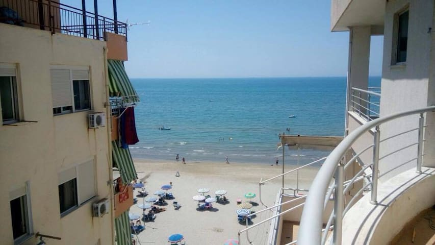 Summer apartment in Durres