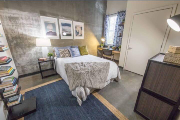 Private Bedroom & Bath in Midtown
