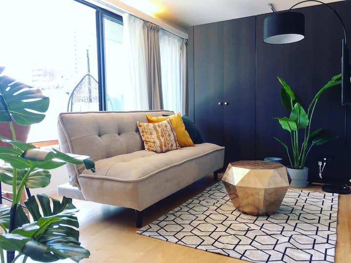 25sqm Rooftop Balcony - 1bedroom New Unit!