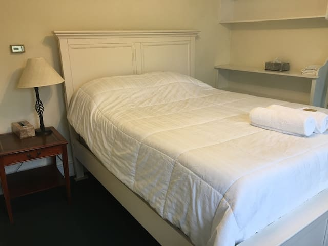 Cozy Intown Queen Room on 1st Floor - Amherst - Talo