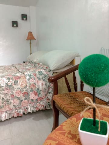 Aleona's transient house room 1
