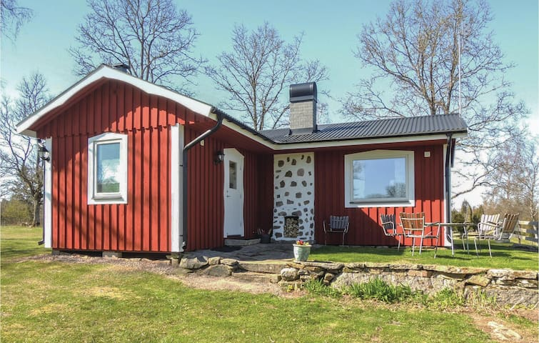 Holiday cottage with 1 bedroom on 50m² in Älmhult