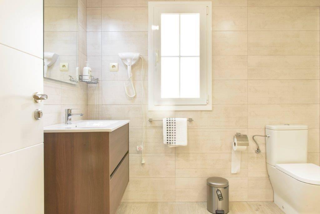Baño habitación nº 2