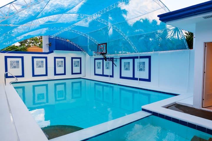 Sky Santorini Hot Spring Resort - Centralized AC