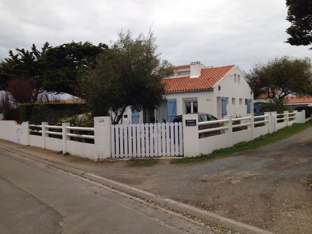 """Villa """"vent du large"""" à Noirmoutier - L'Épine"""