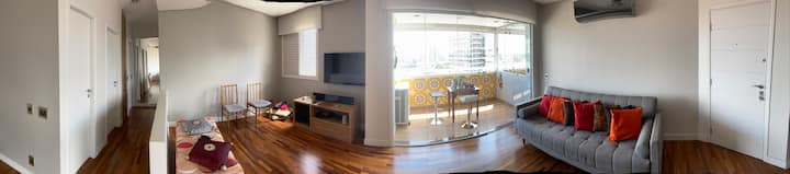 Ótimo apartamento 97m2 região Consulado Americano