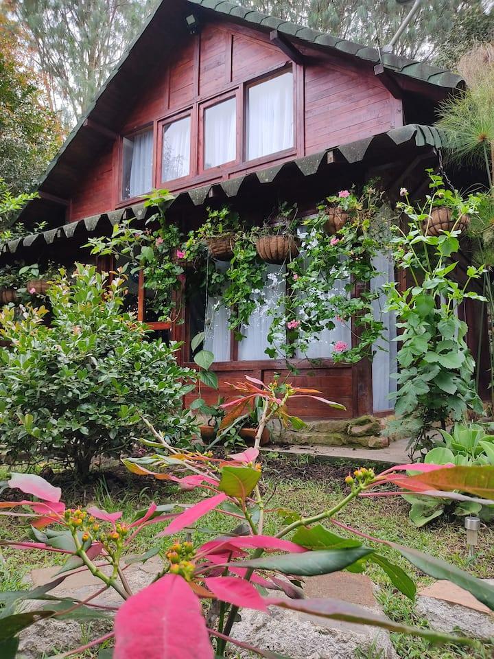 Cozy Cabaña in Santa Elena - Villa Baviera