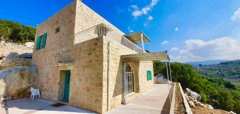Entire House. Kour/Batroun . Beit El Dayaa . Villa