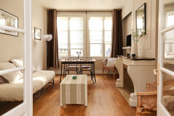 Charming 2 Bedroom Apartment in city center. - Tours - Apartament